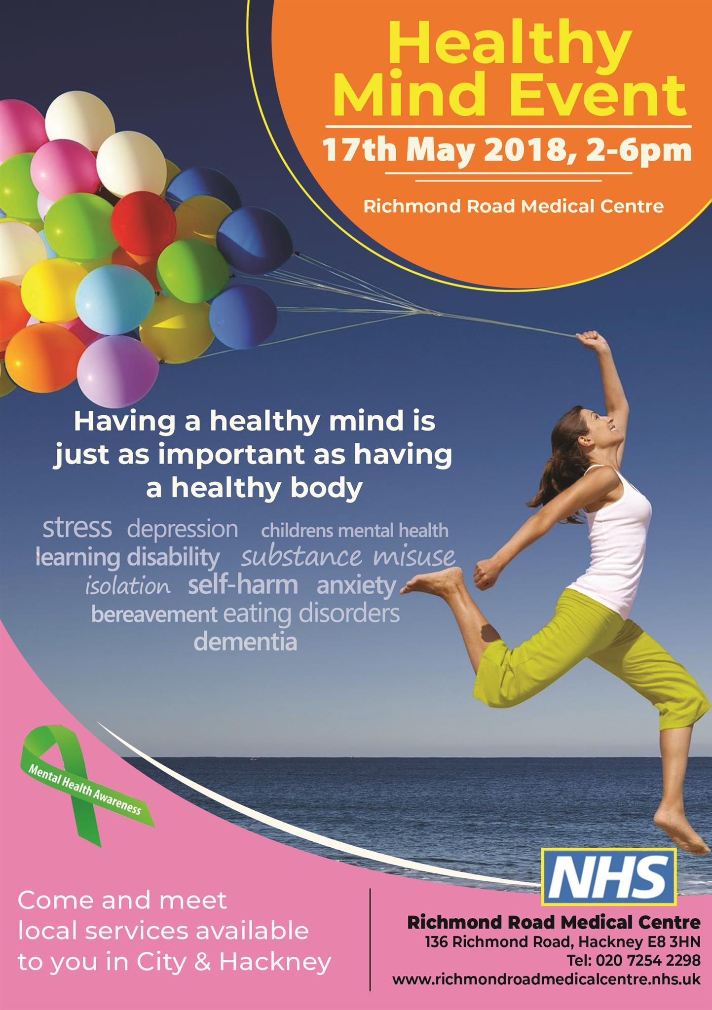 Healthy Mind Event